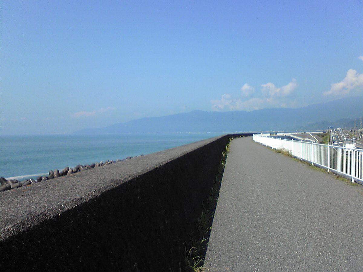 7日目:東海道をゆく(新富士→清水)